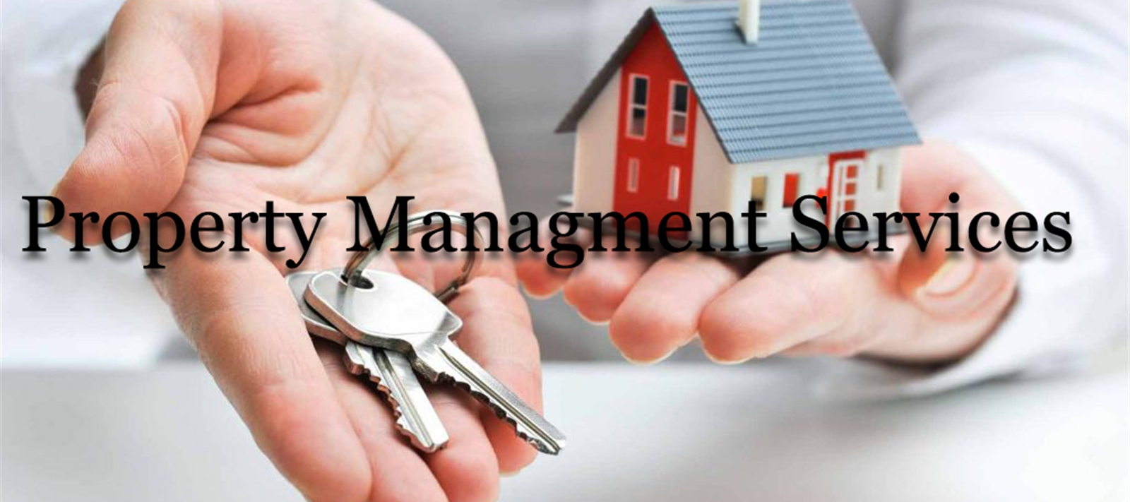We manage your property