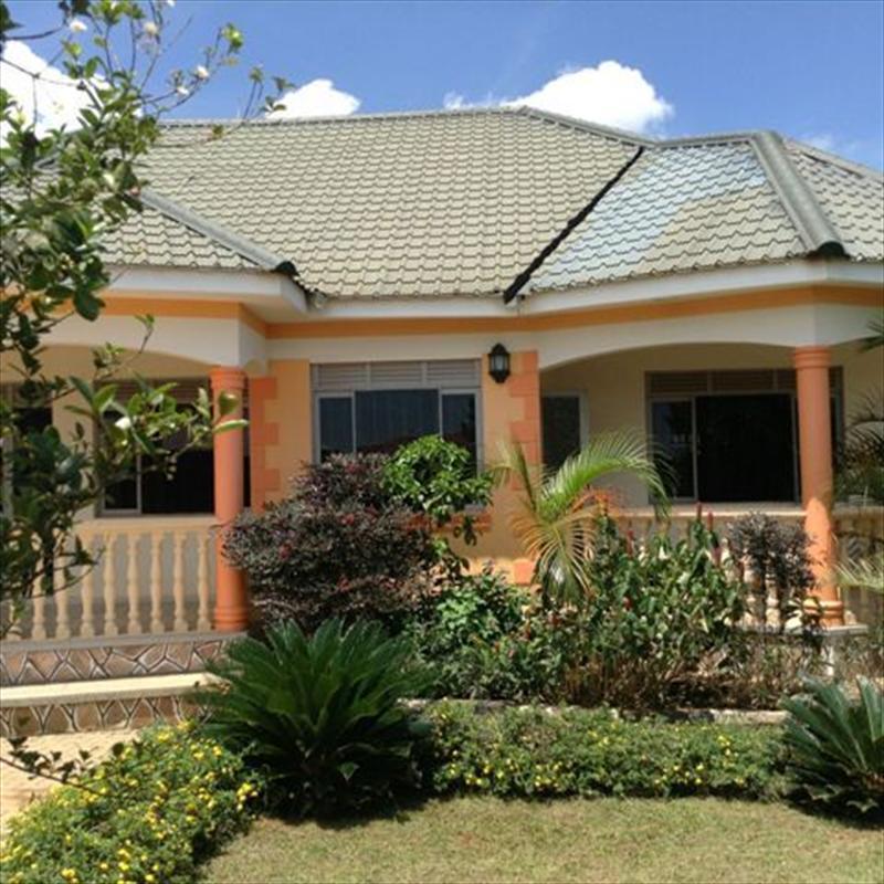 Bungalow for sale in Entebbe Wakiso
