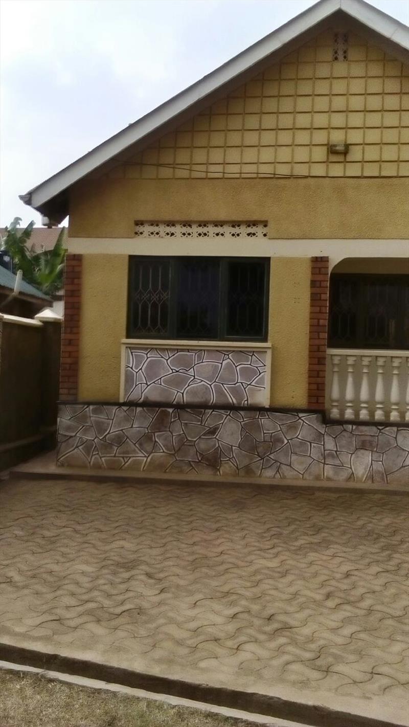 Bungalow for sale in Kiwatule Kampala