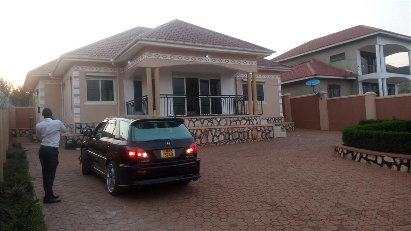 Bungalow for sale in Kira Kampala