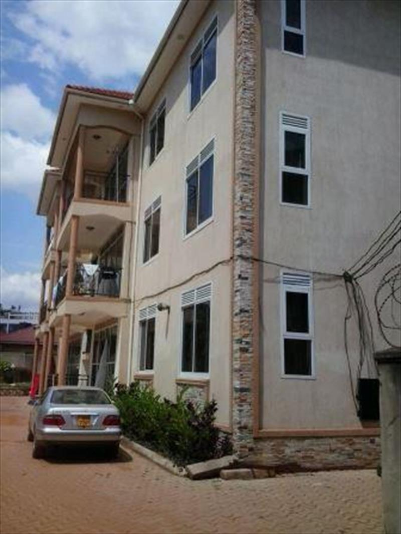 Bungalow for rent in Rubaga Kampala