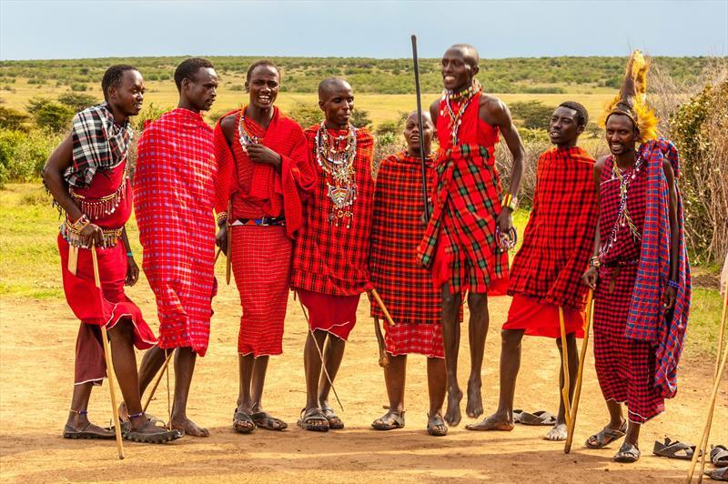 The Masai culture