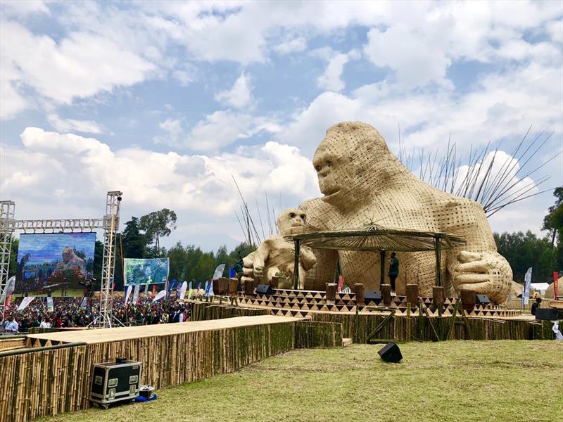 Kwita Izina gorilla naming ceremony in Rwanda