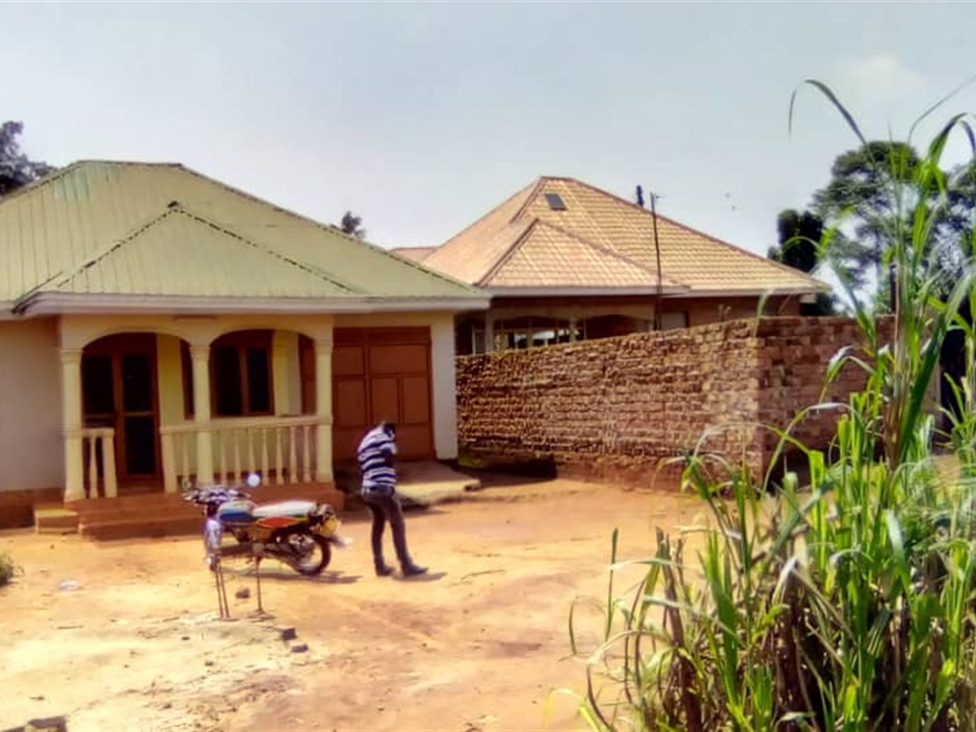 Bungalow for sale in Matugga Wakiso