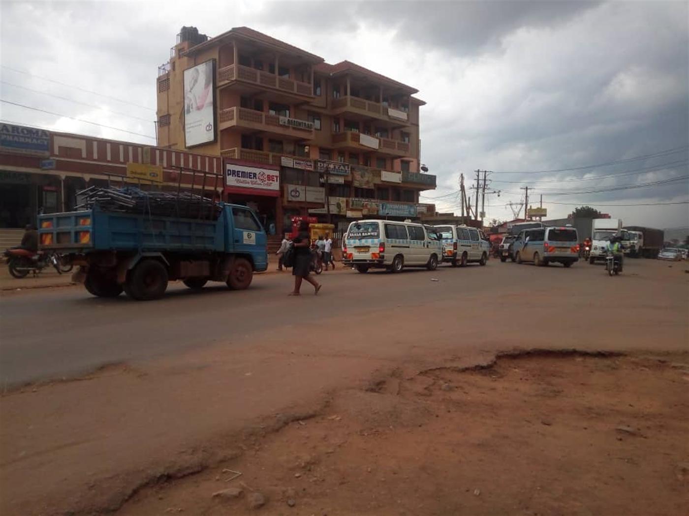 Commercial block for sale in Bweyogerere Wakiso