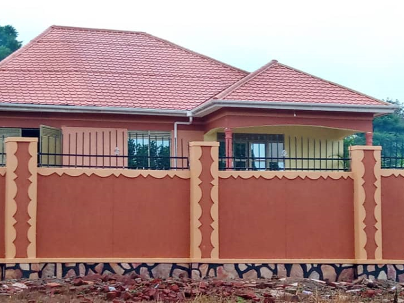 Bungalow for sale in Serinya Wakiso