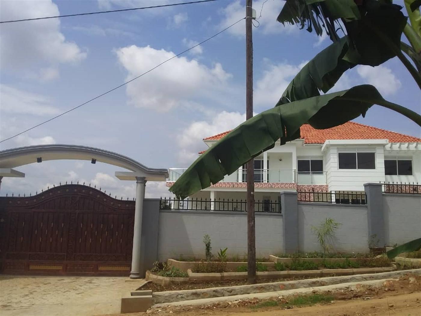 Maisonette for sale in Kyanja Wakiso