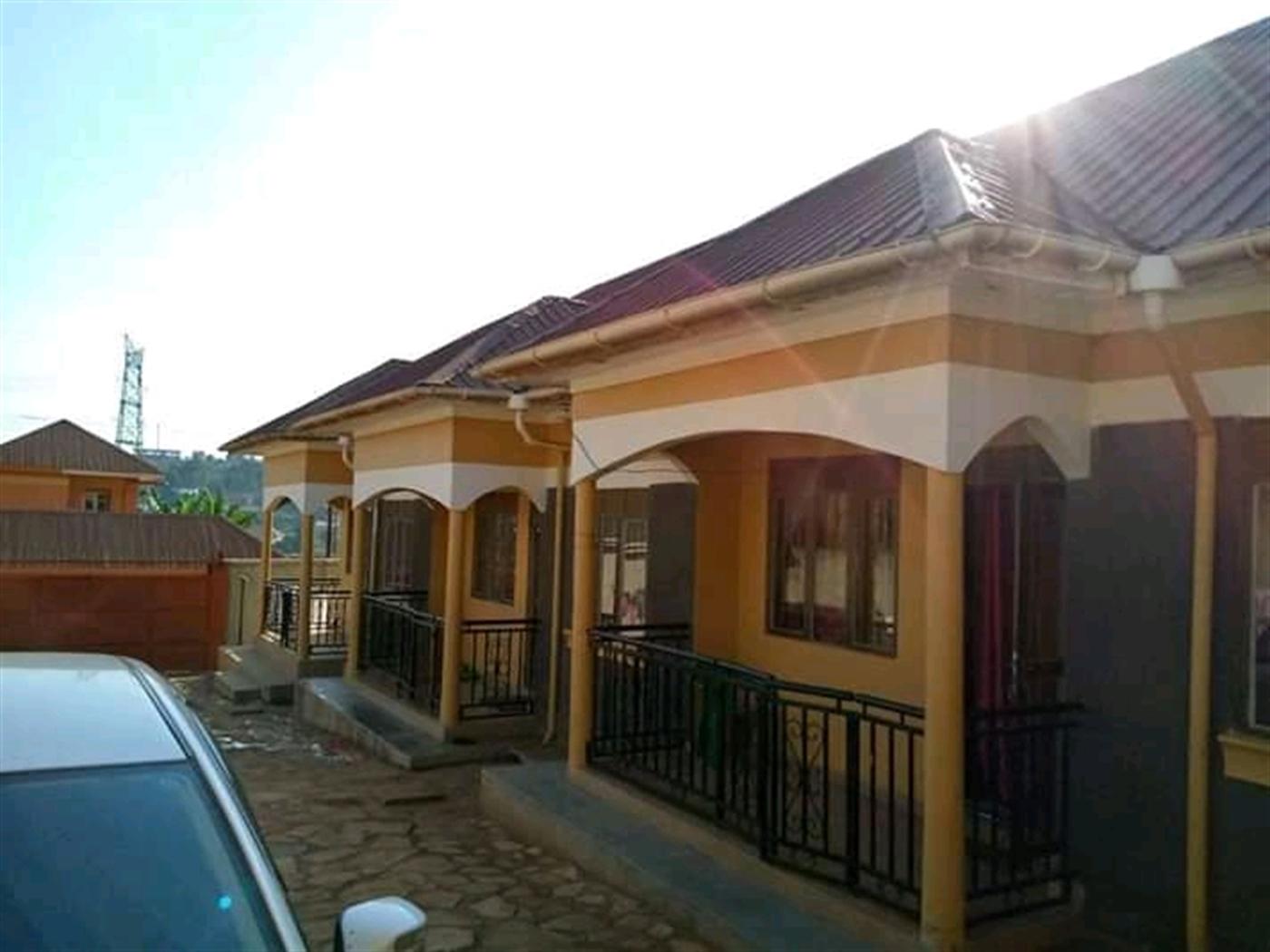 Rental units for sale in Nansana Wakiso