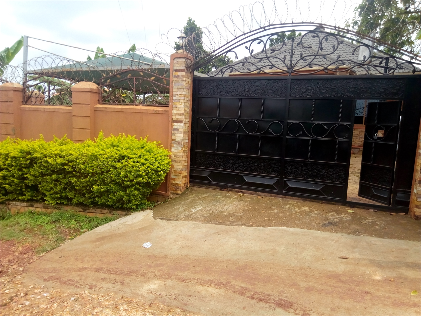 Bungalow for sale in Katale Wakiso