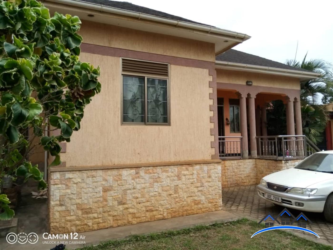 Bungalow for sale in Kyaliwajjala Kampala