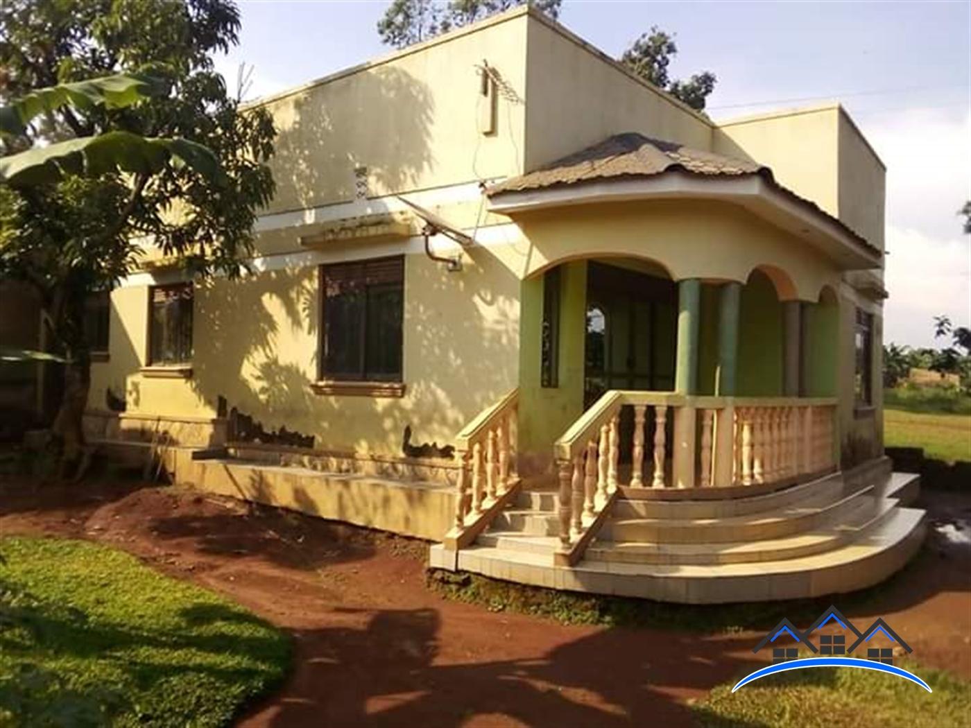 Bungalow for sale in Masanafu Kampala