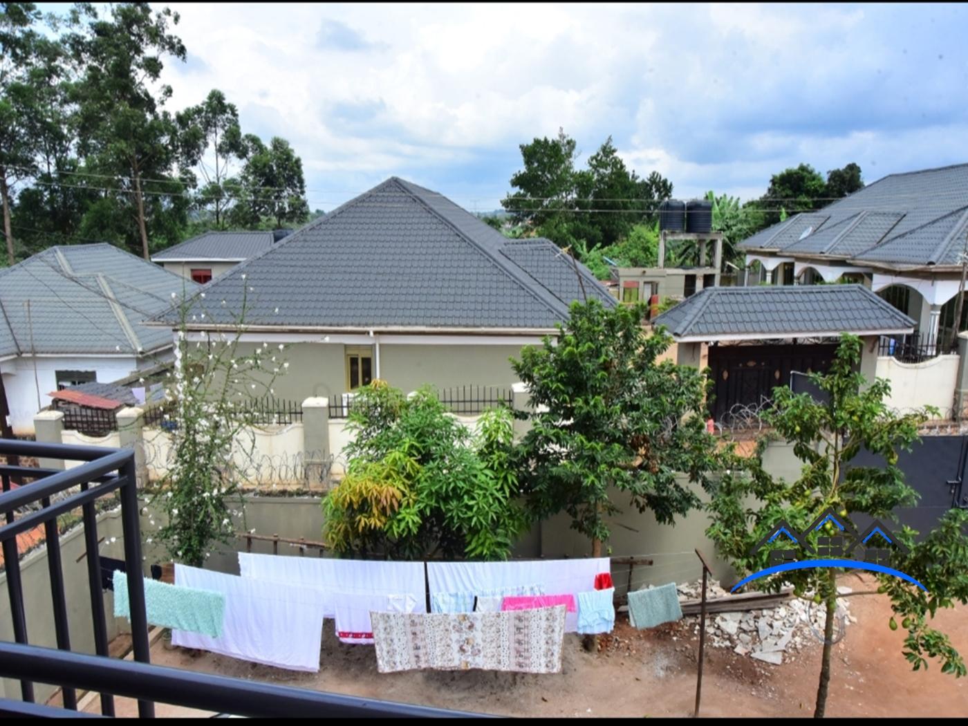 Apartment for rent in Nansana Wakiso