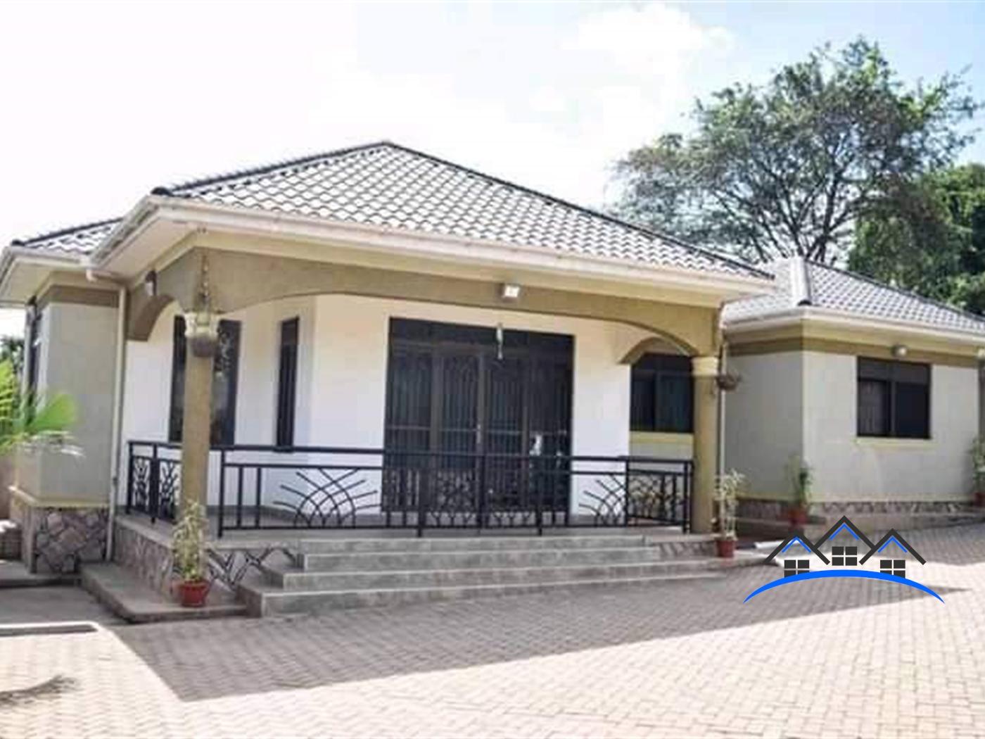 Bungalow for sale in Buloba Mityana