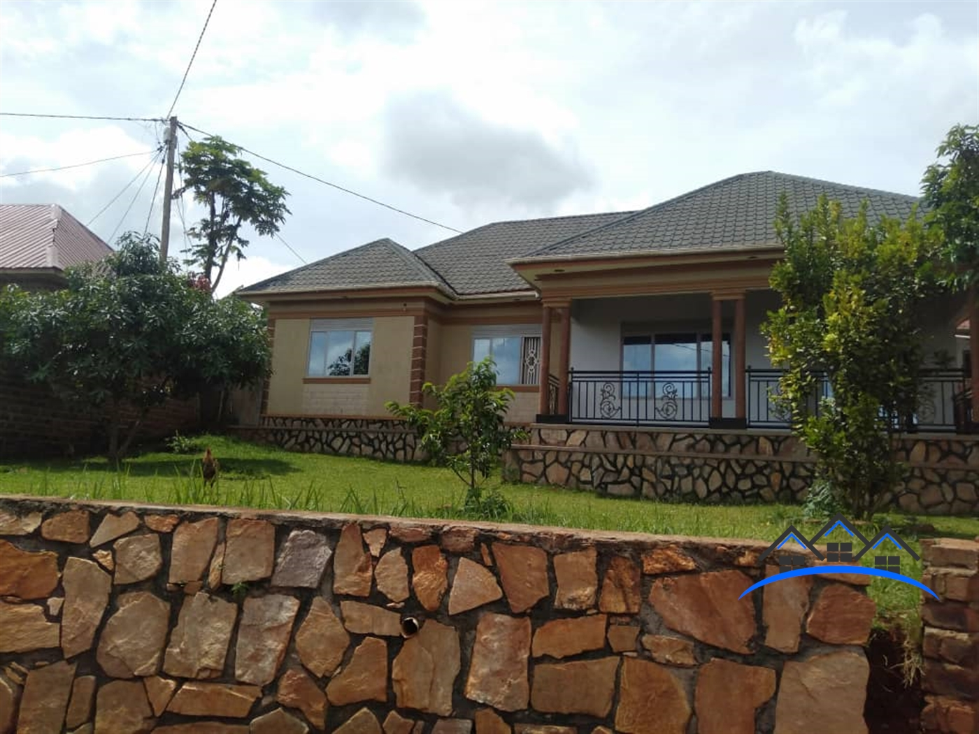 Bungalow for sale in Kitemu Masaka