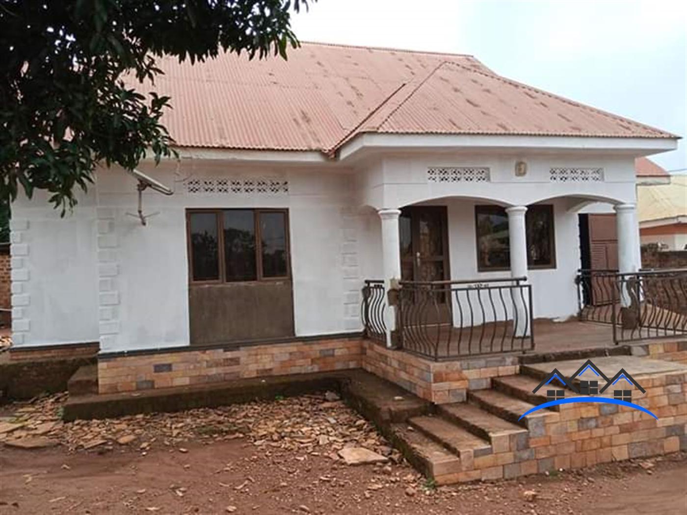 Bungalow for sale in Misindye Mukono