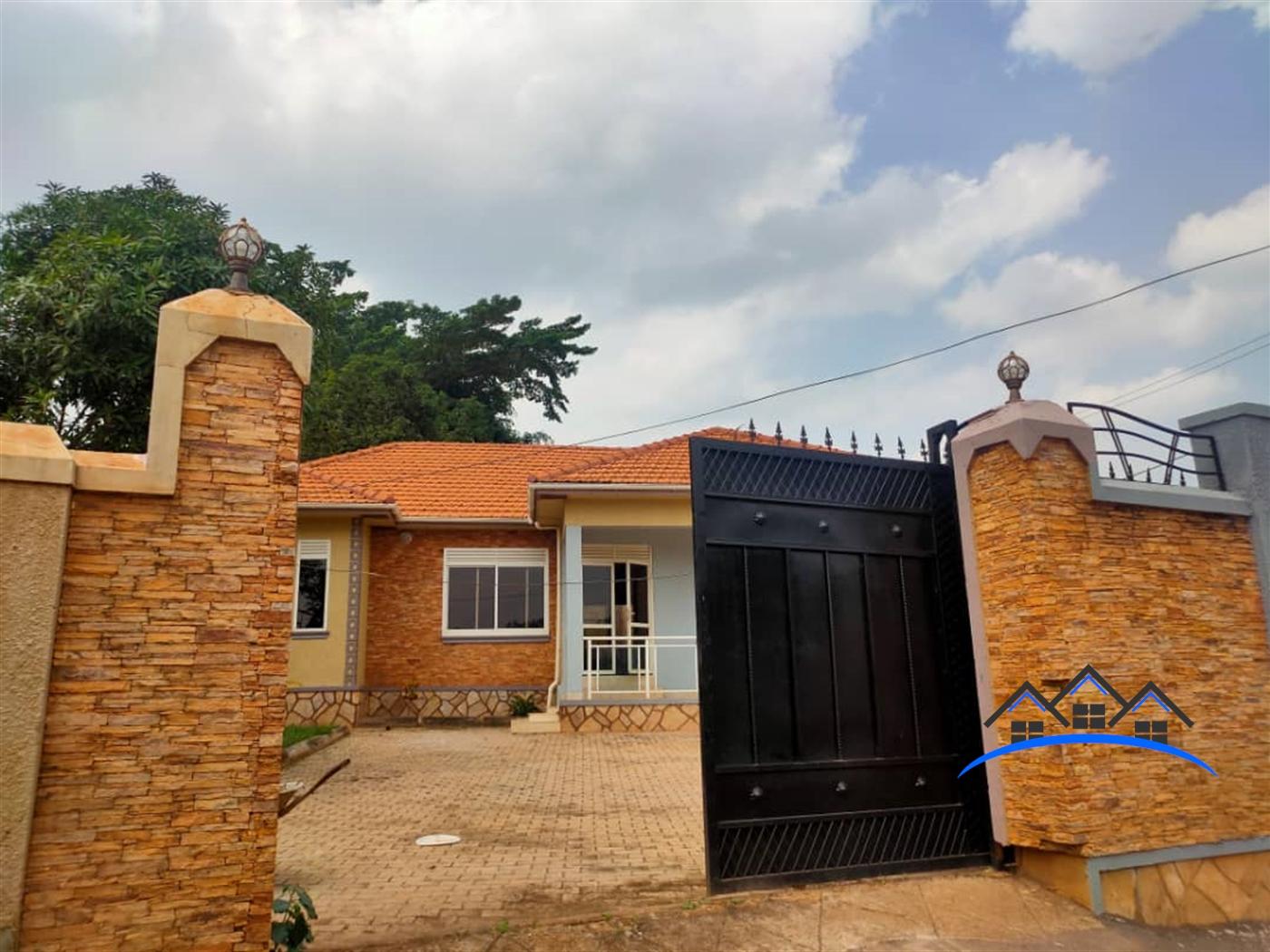 Bungalow for sale in Bweya Wakiso