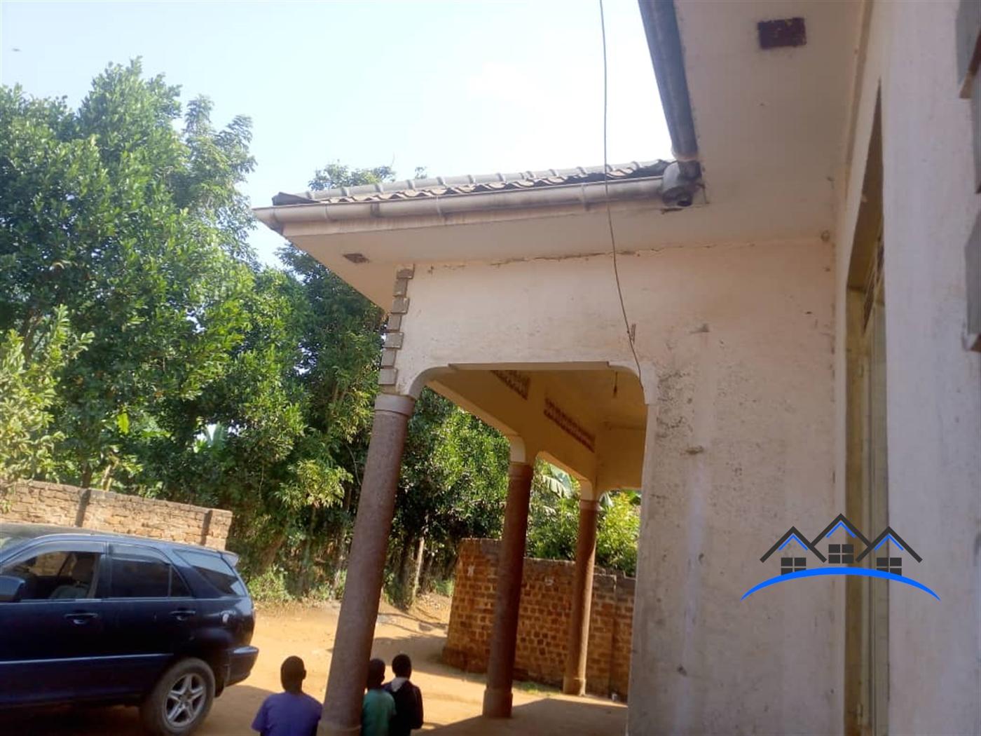 Bungalow for sale in Nabwelu Wakiso