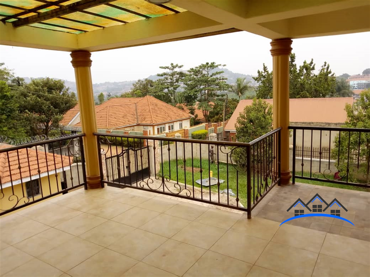 Bungalow for rent in Lweza Wakiso