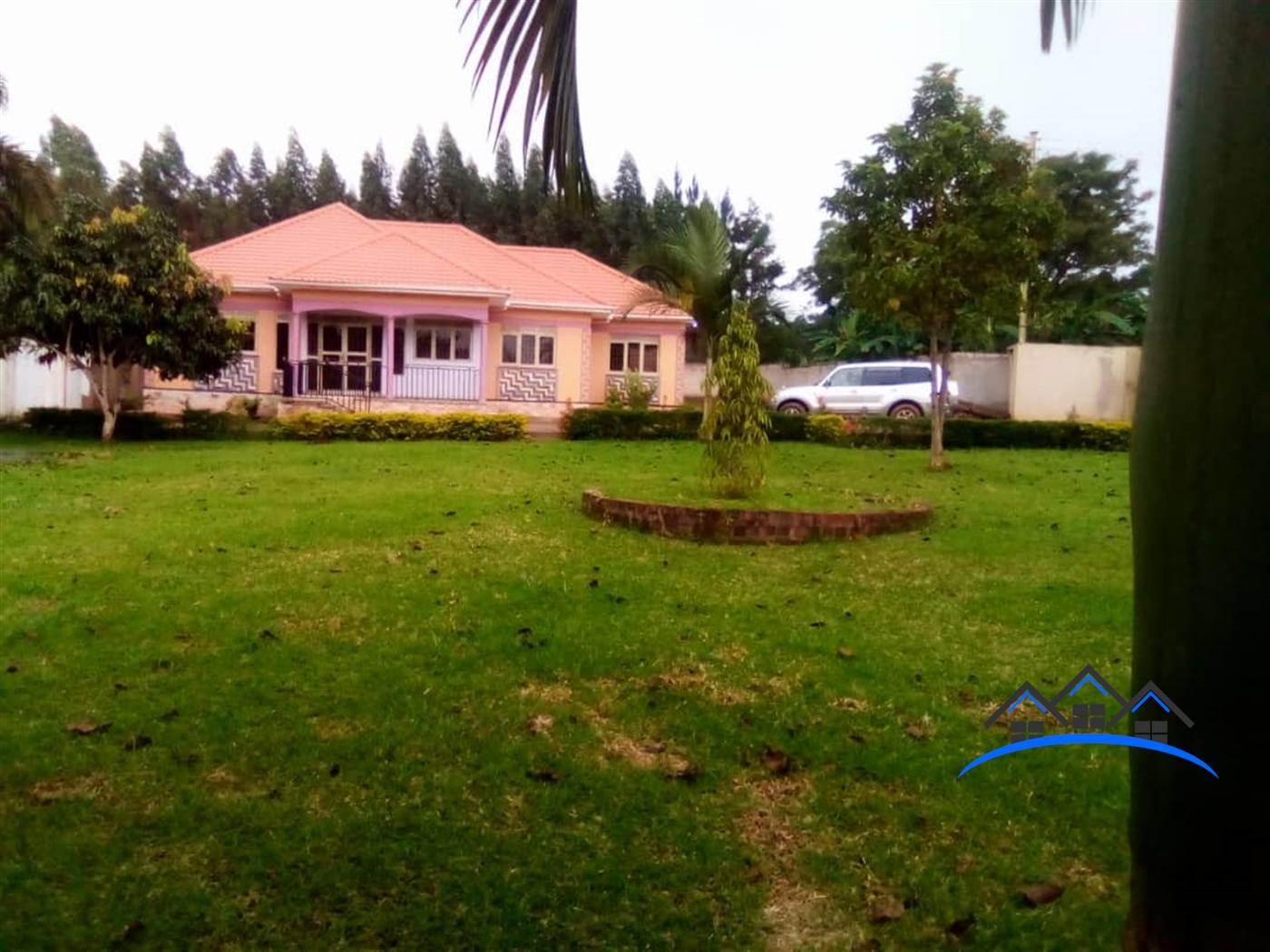 Bungalow for sale in Katosi Mukono