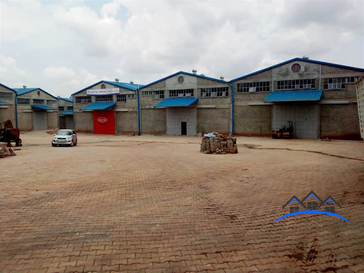 Warehouse for rent in Bwayiise Wakiso