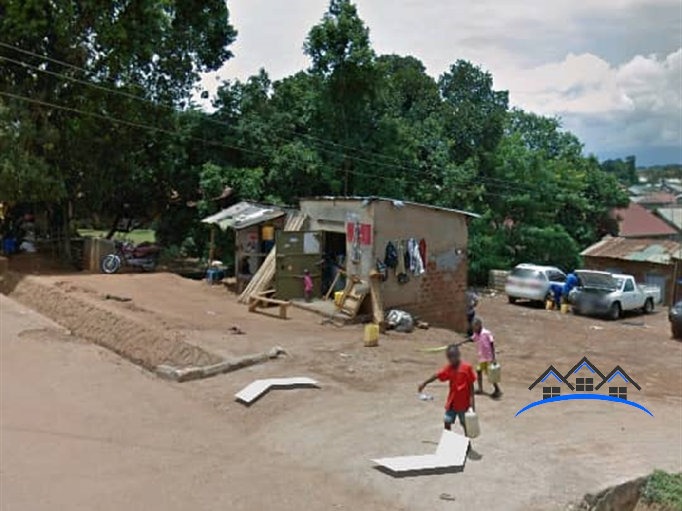 Commercial Land for sale in Luzira Kampala