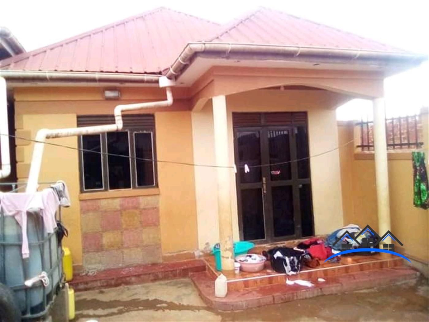 Bungalow for sale in Kawanda Wakiso
