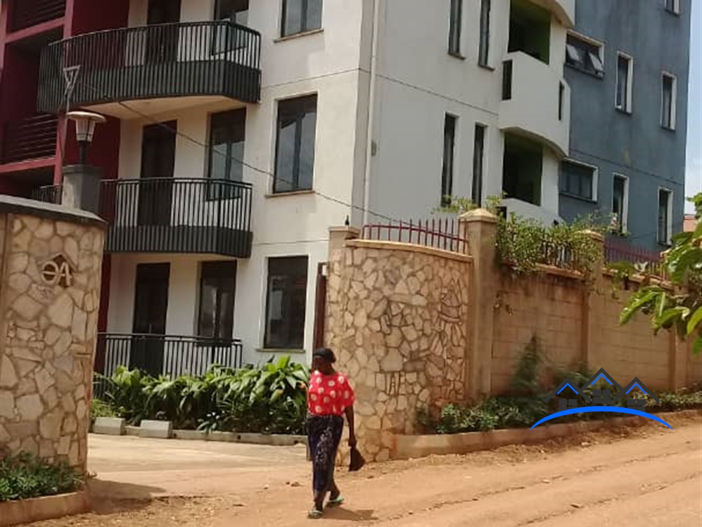 Apartment for rent in Nsawo Wakiso