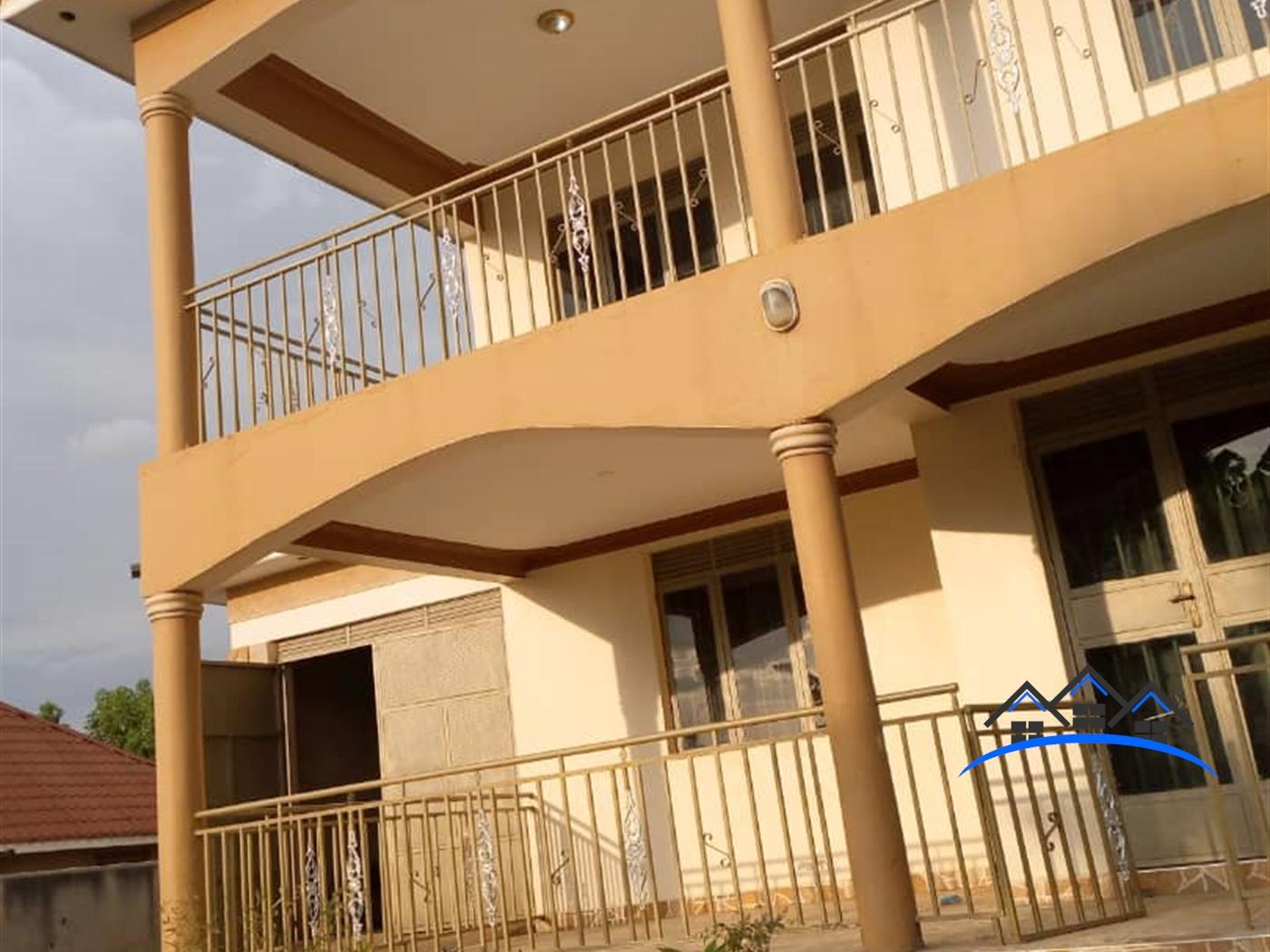 Storeyed house for sale in Kawanda Wakiso