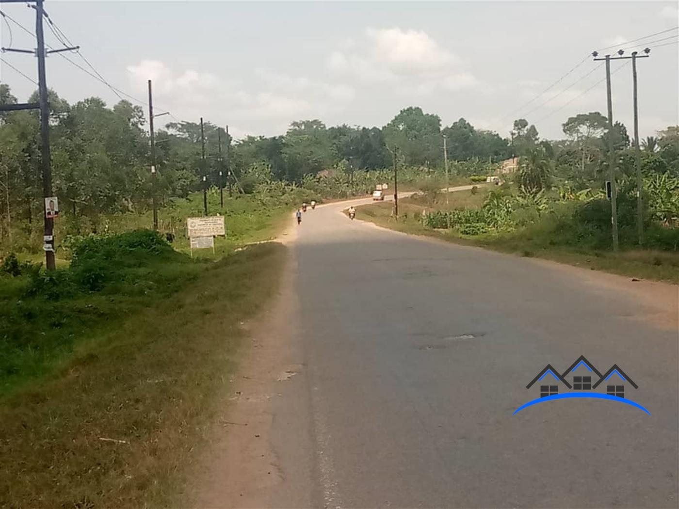 Residential Land for sale in Matuggakanyanda Wakiso