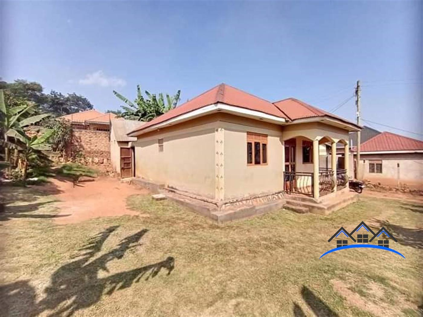 Bungalow for sale in Bulenga Mityana