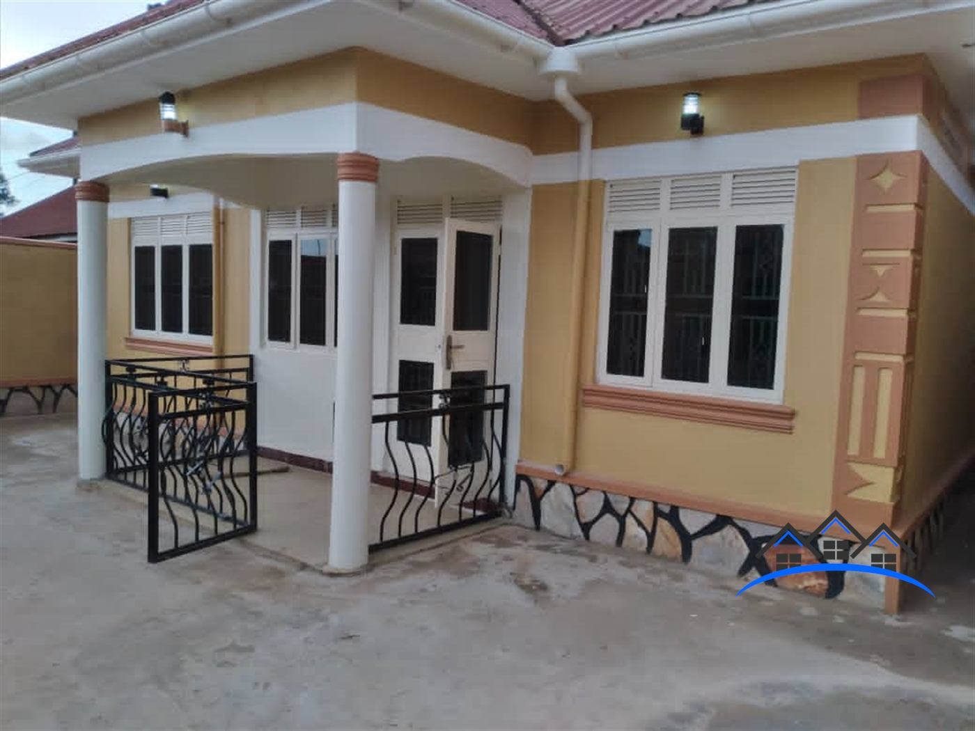 Bungalow for sale in Lwasa Kampala