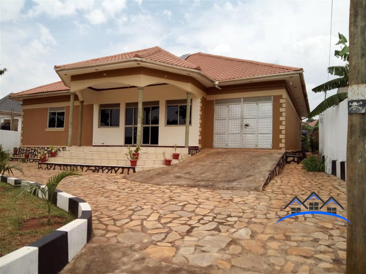 Bungalow for sale in Kasenge Wakiso