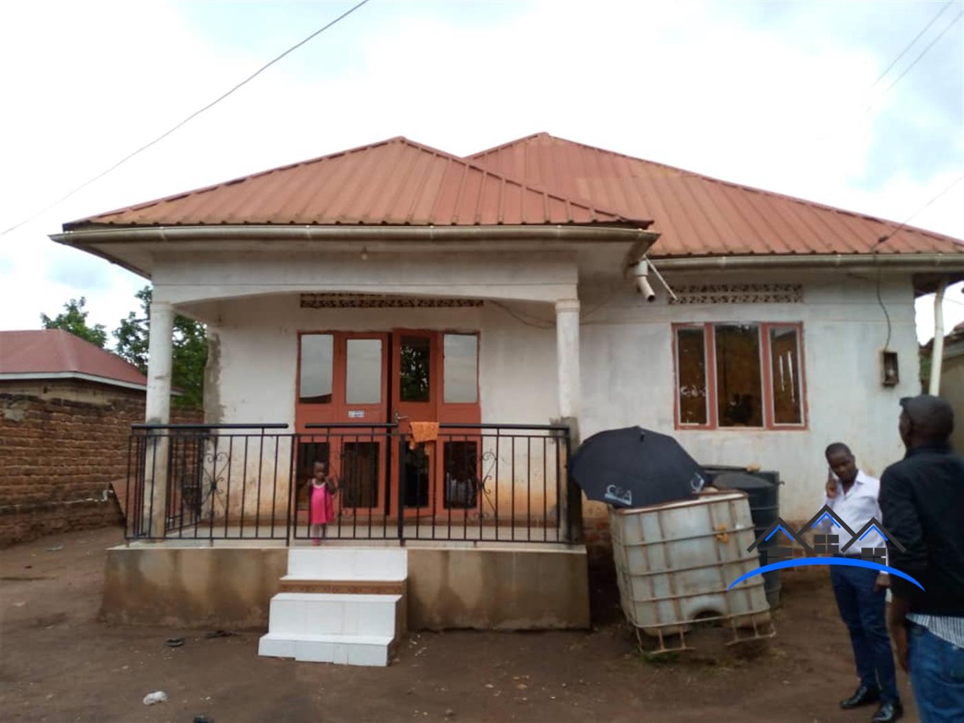Bungalow for sale in Nalyamagonja Wakiso