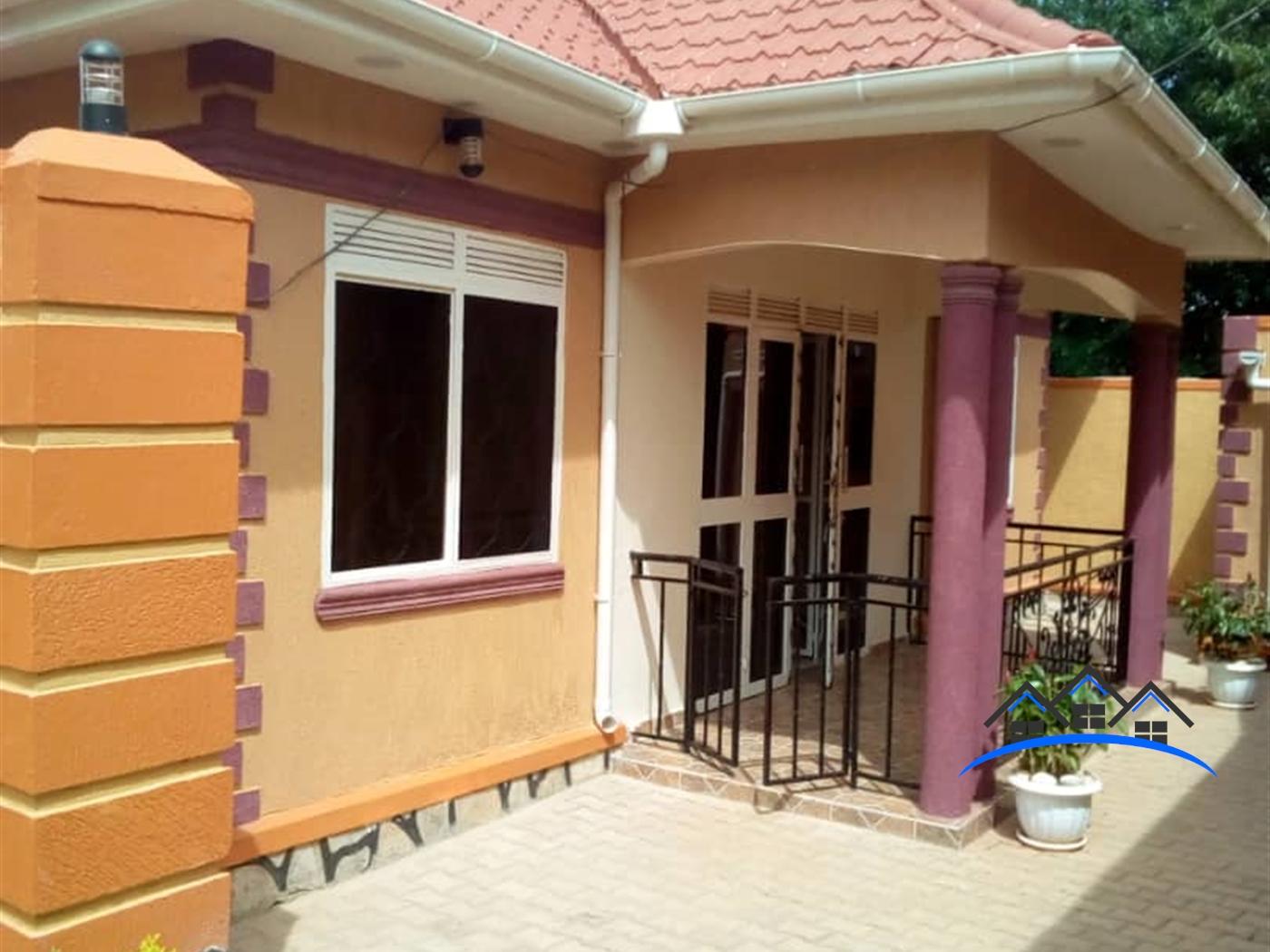 Bungalow for sale in Buziga Wakiso