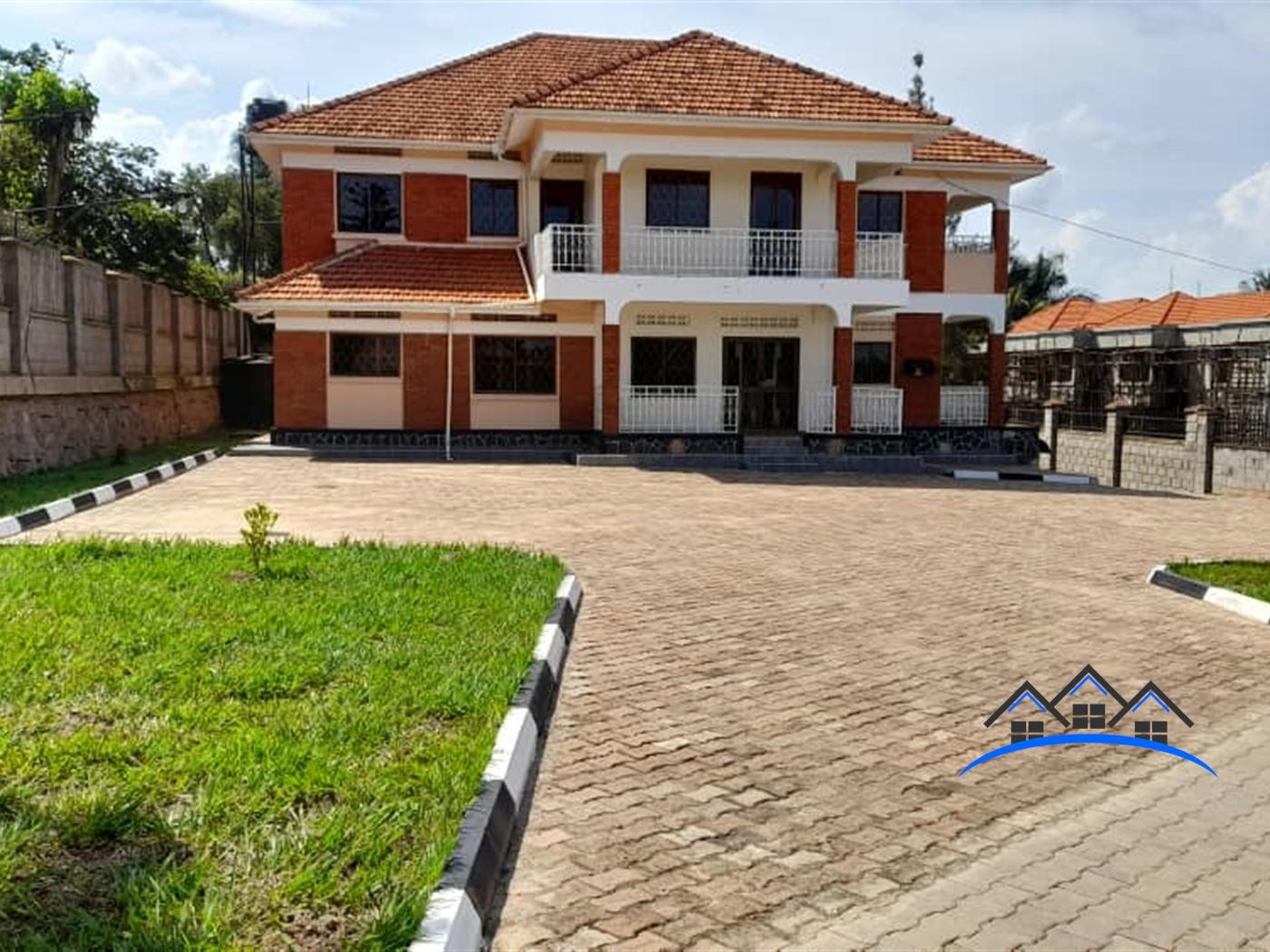 Storeyed house for rent in Ntinda Kampala