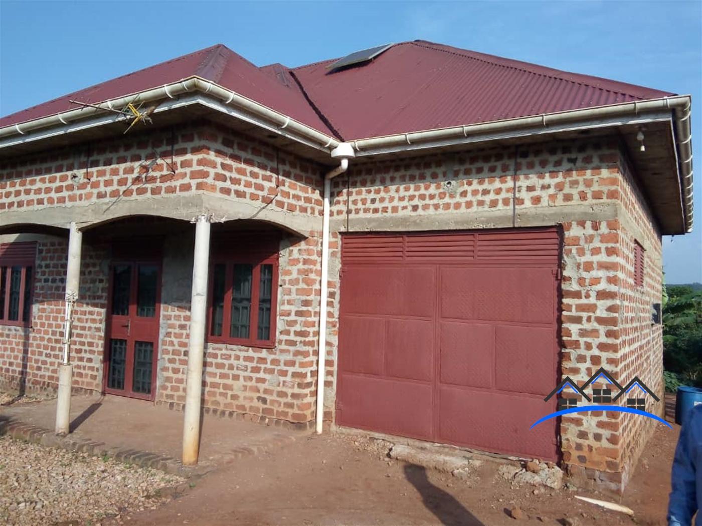 Bungalow for sale in Nanziga Wakiso