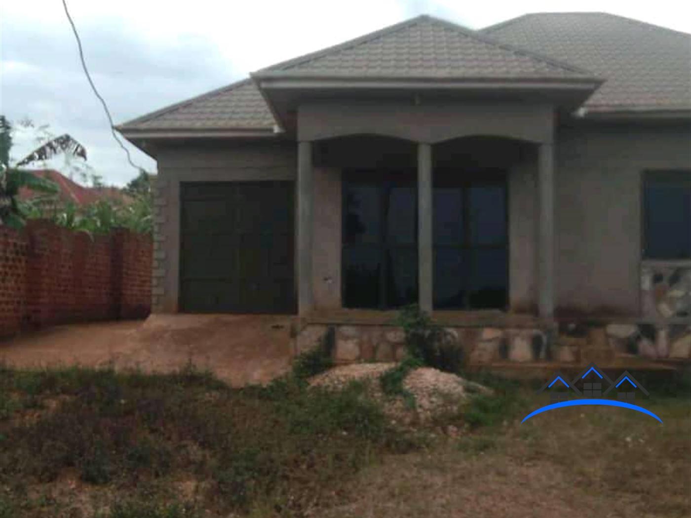 Bungalow for sale in Nakilebe Wakiso