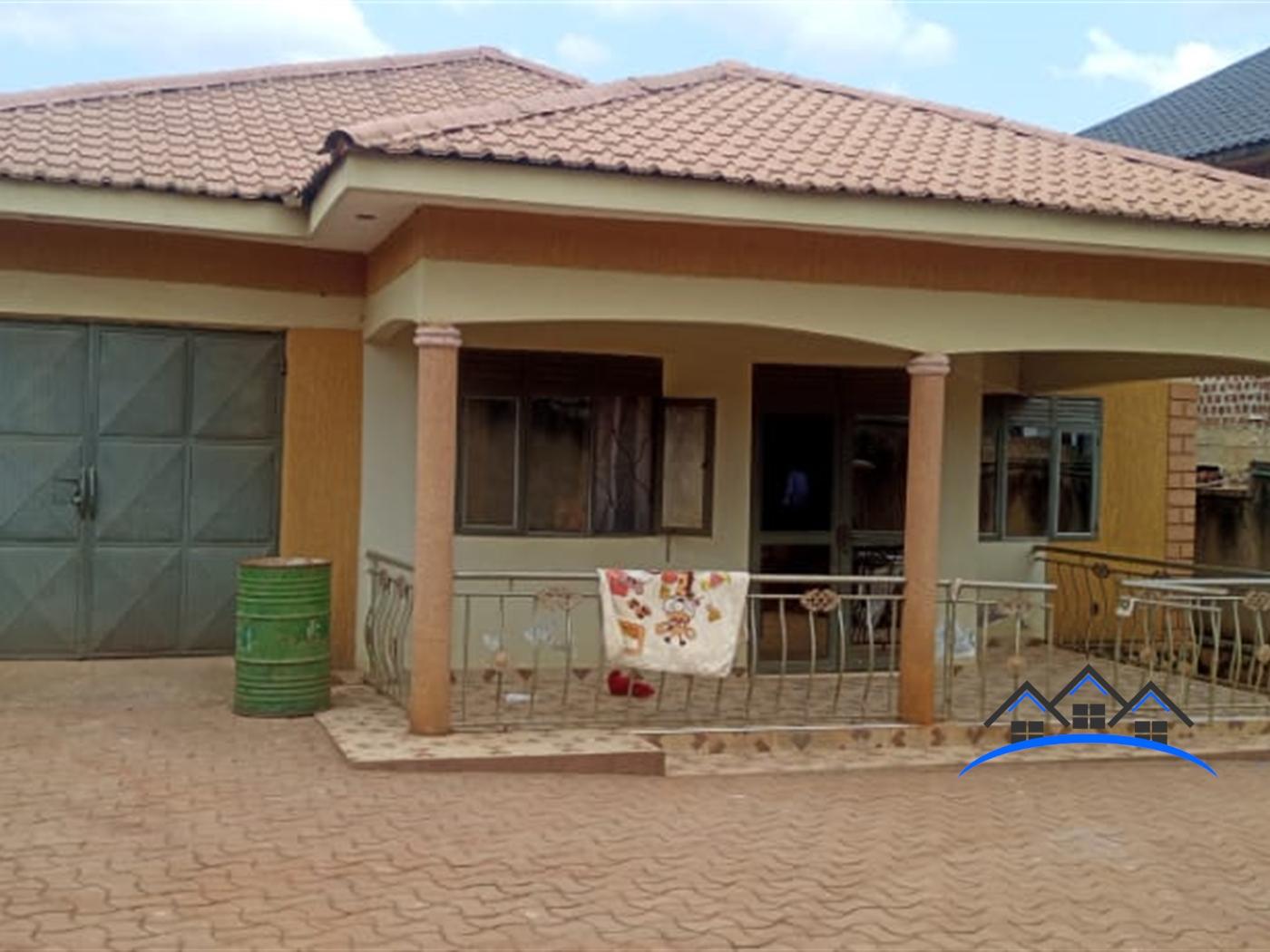 Bungalow for sale in Gayaza Wakiso