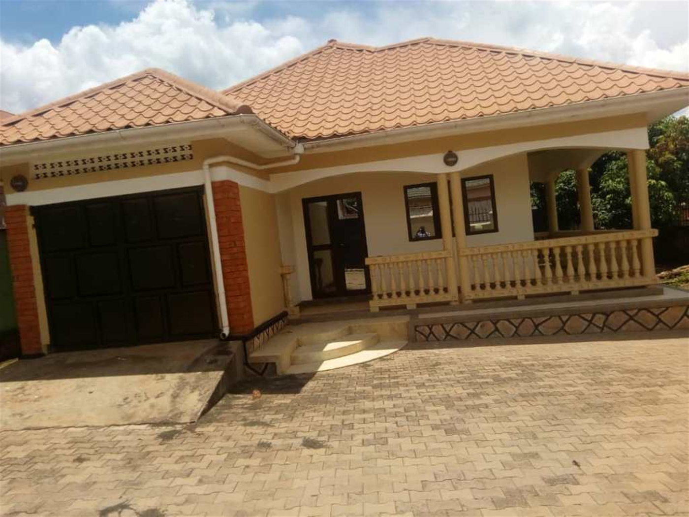 Bungalow for sale in Nasuti Mukono