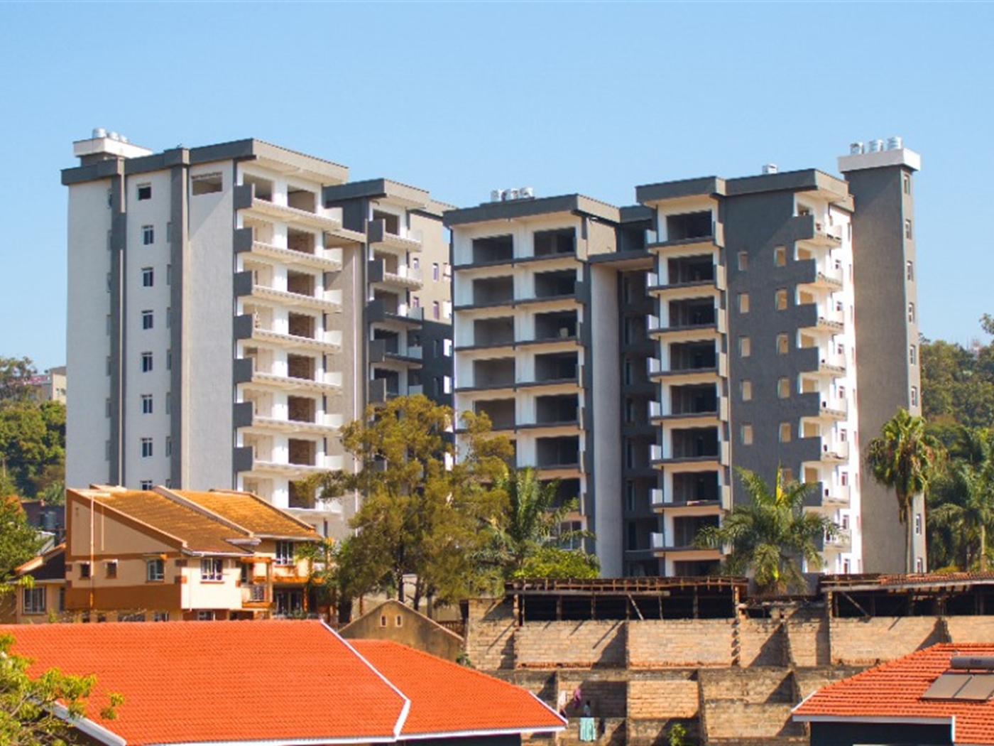 Apartment for sale in Kitante Kampala