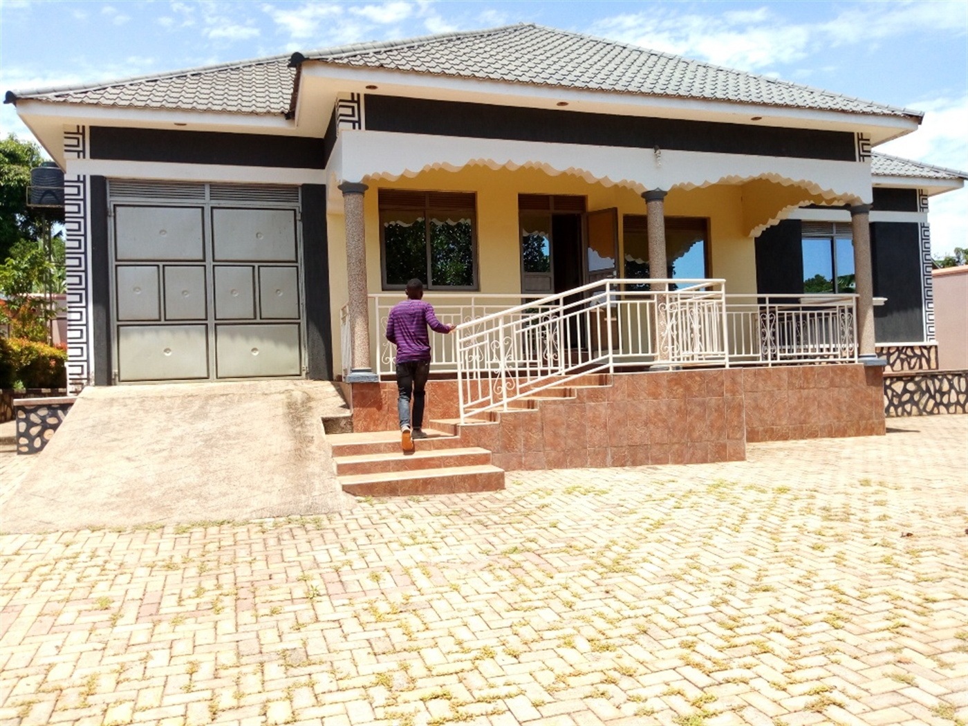 Bungalow for sale in Impala Wakiso