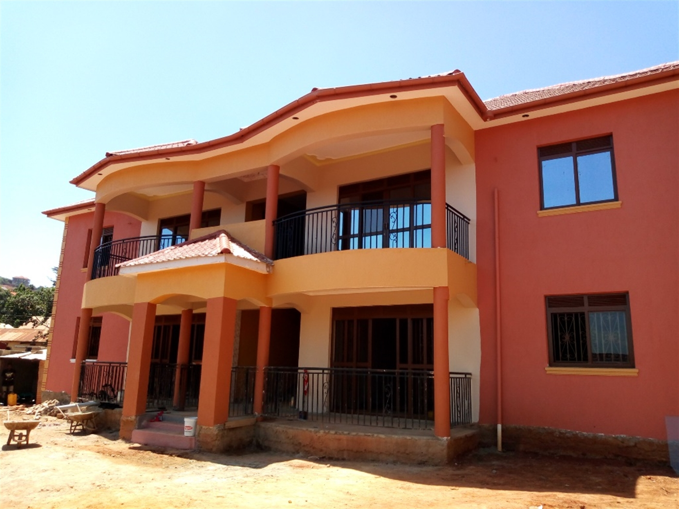 Apartment for rent in Zana Wakiso