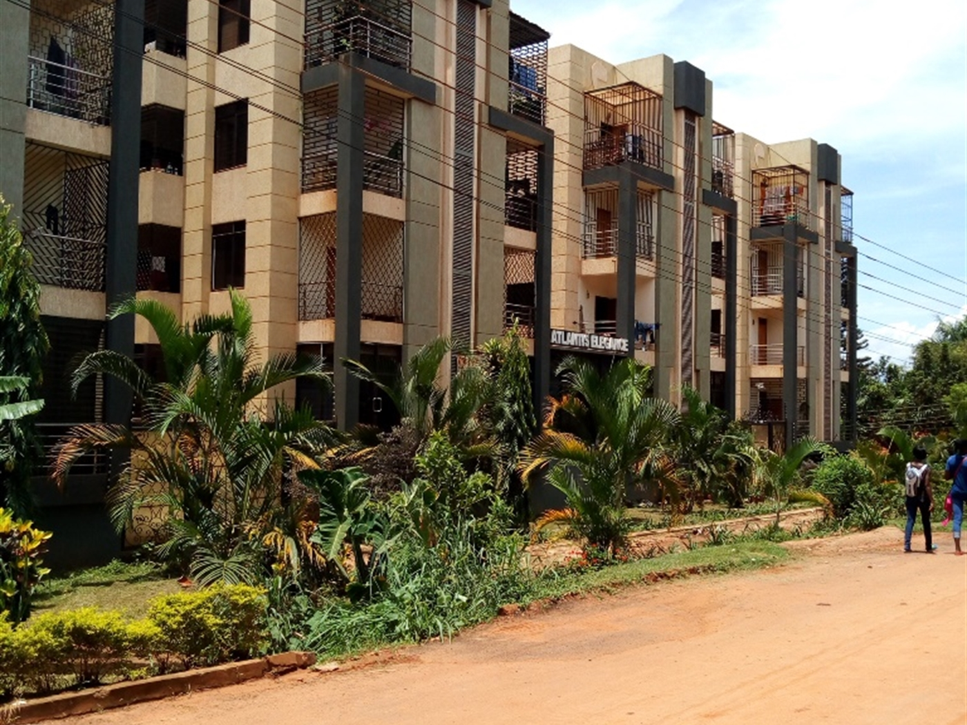 Apartment for rent in Naguru Kampala