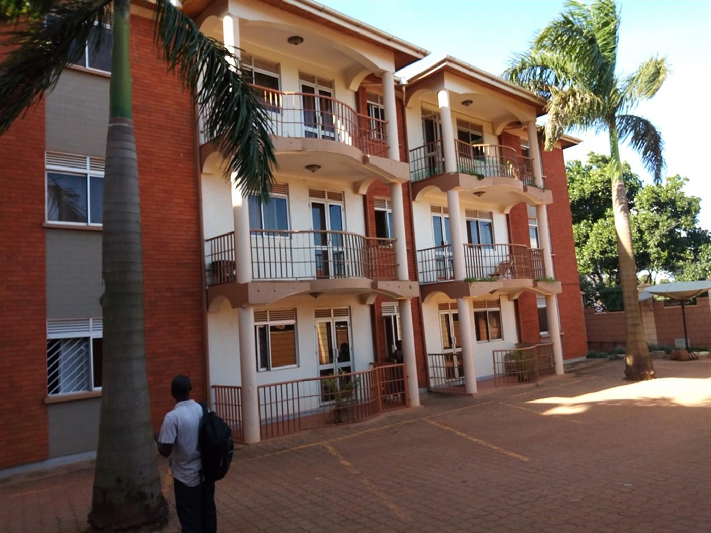 Apartment for rent in Kyambongo Kampala