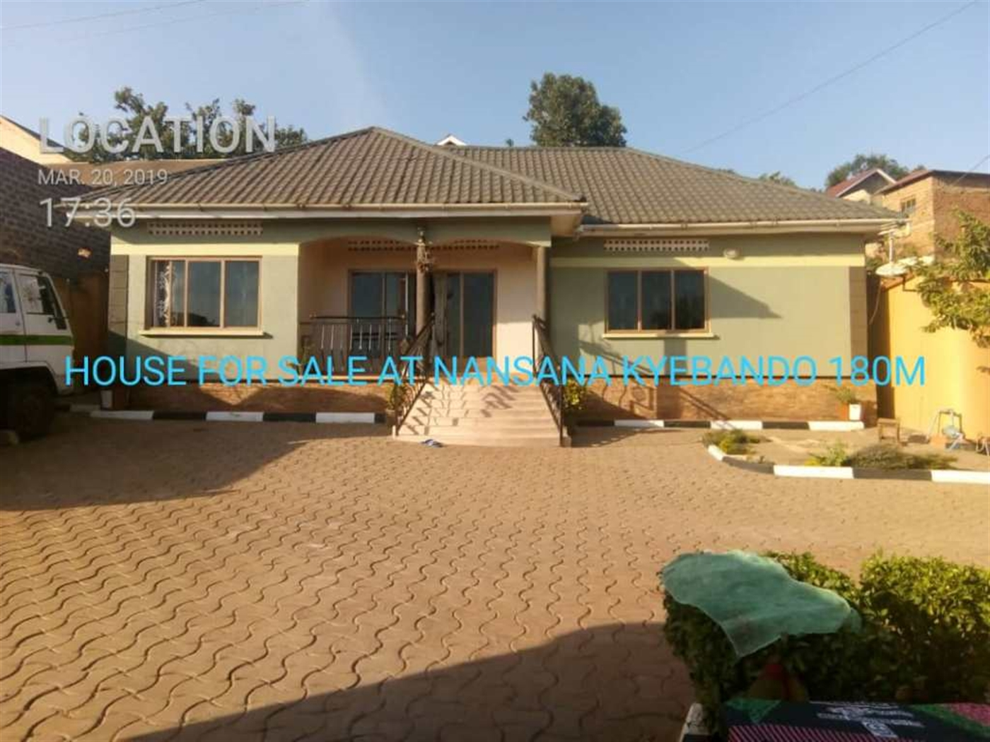 Bungalow for sale in Nasaana Wakiso