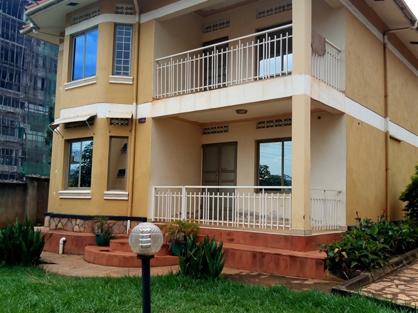 Bungalow for rent in Nsambya Kampala