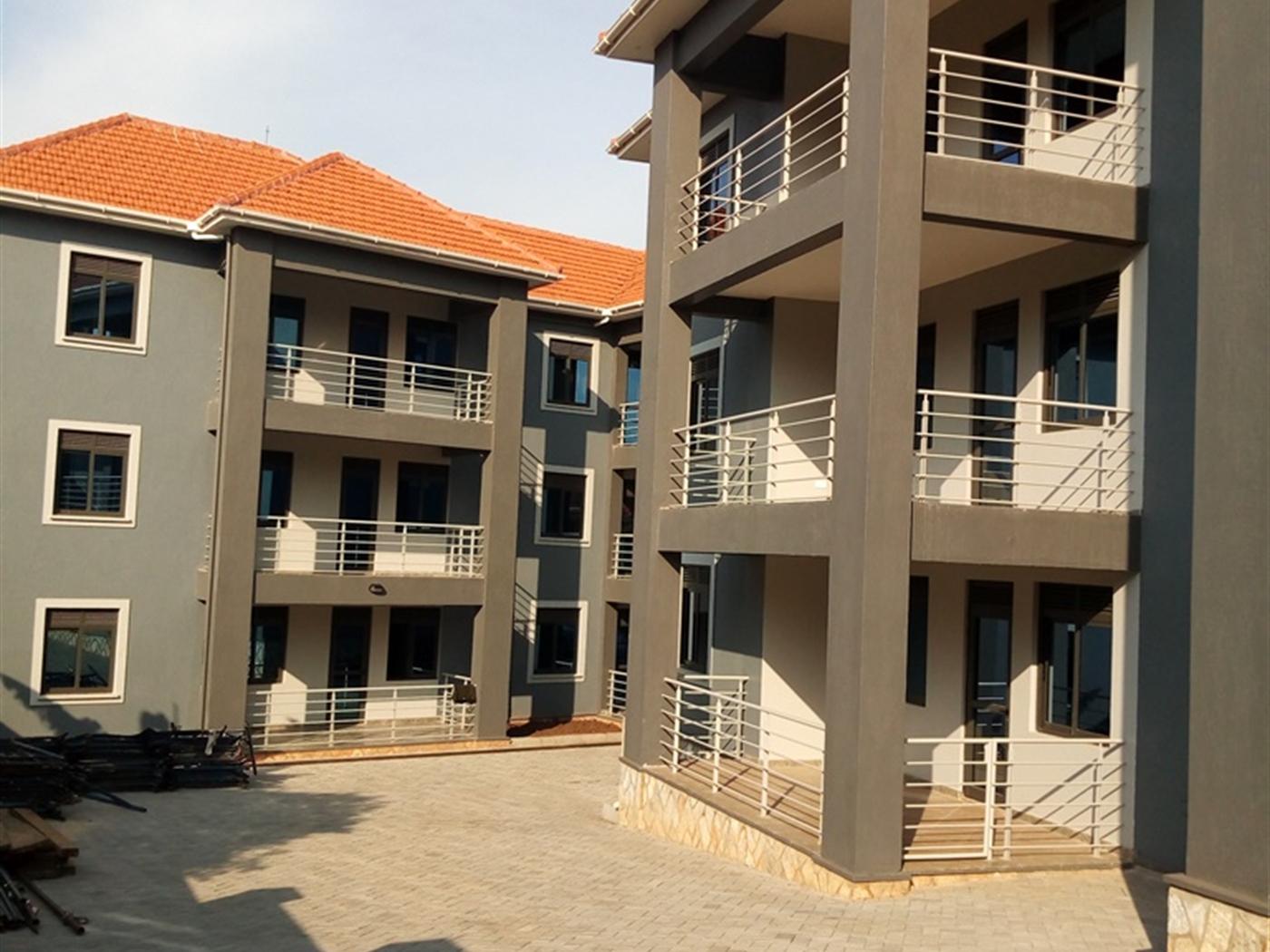 Apartment block for rent in Bukoto Kampala