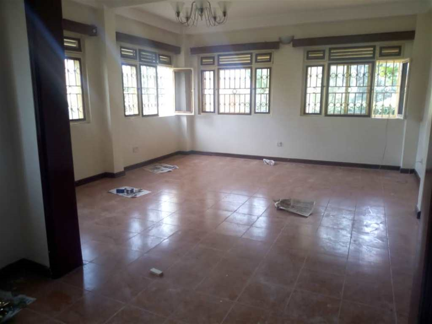 Mansion for rent in Nsambya Kampala