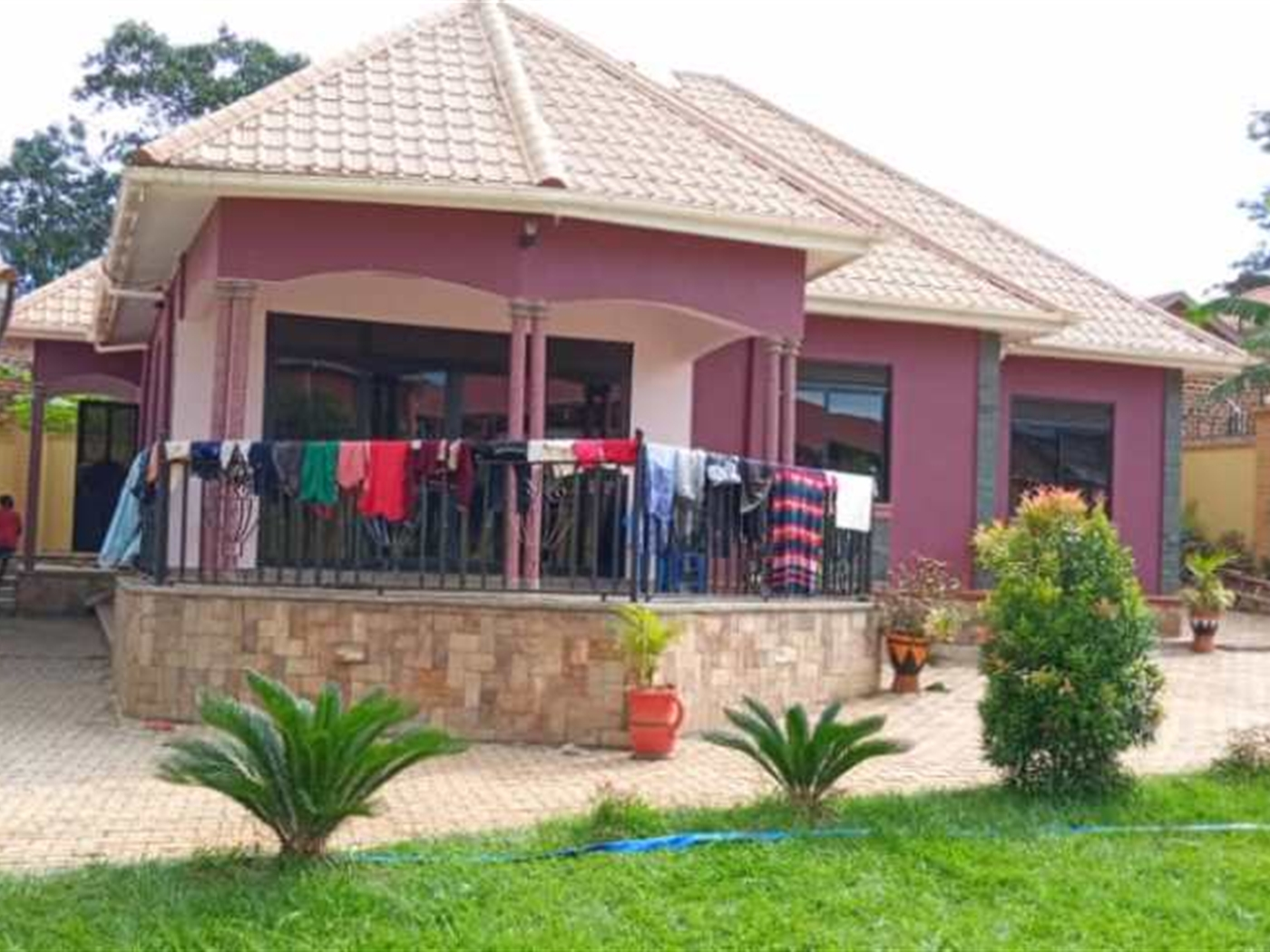 Bungalow for sale in Kigombya Mukono