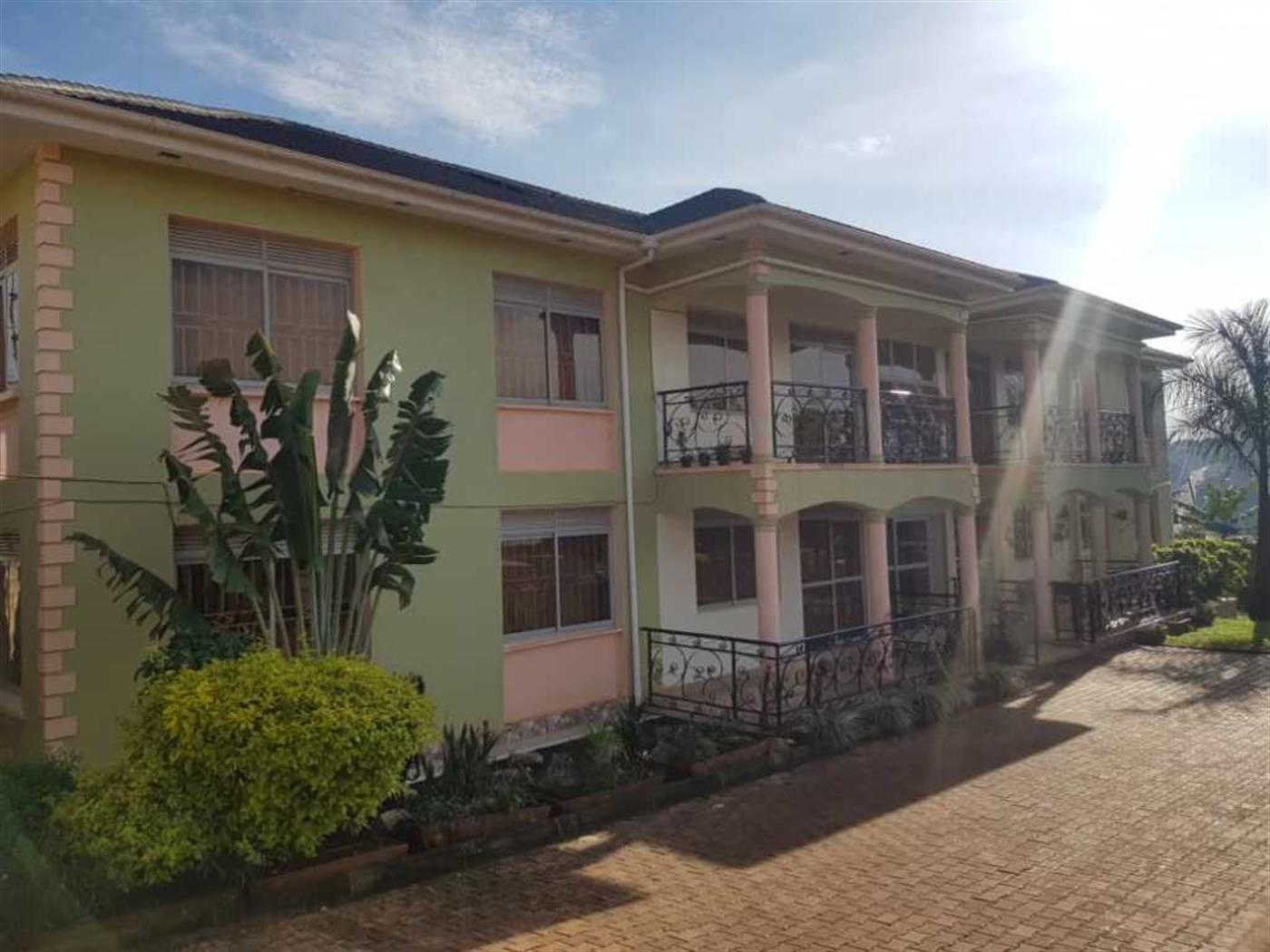 Apartment for sale in Kyanjja Kampala